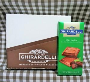 ギラデリチョコレート